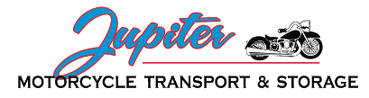 Jupiter Motorcycle Transport and Storage Logo