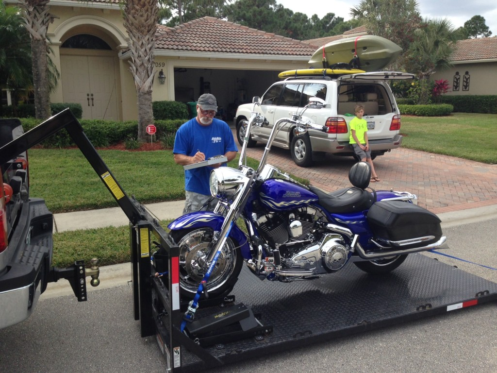 Expert Roadside Assistance for Motorcycles