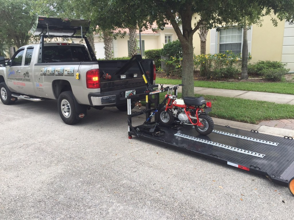 Get Your Motorcycle Towing Shipping And Roadside
