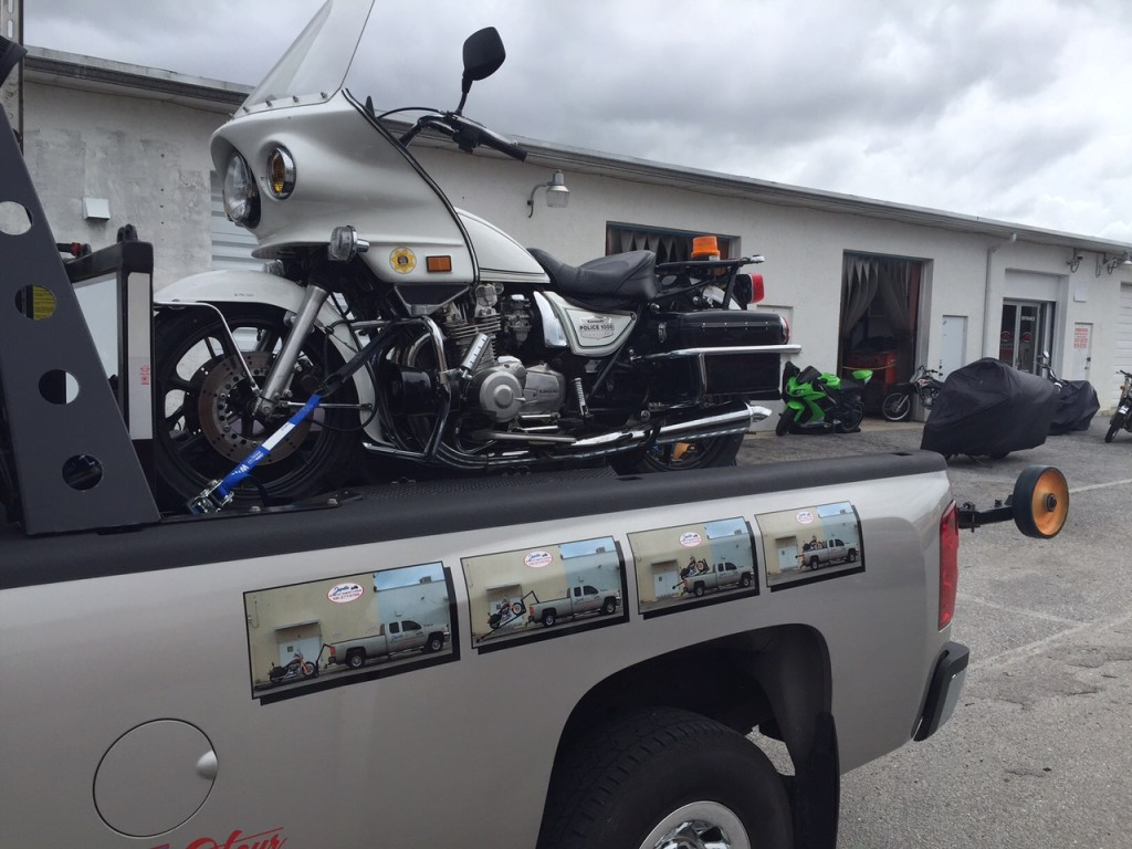 Expert Motorcycle Shipping and Valet Parking Service