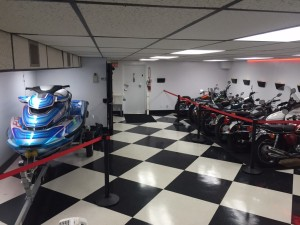 Professional Motorcycle Storage and shipping- Jupiter Motorcycle Transport & Storage